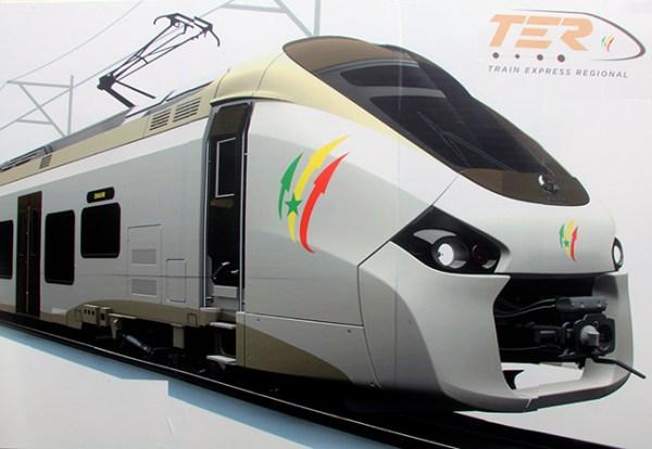 TER Dakar Diamniadio: Le coût de la première phase estimé à 568 milliards FCFA