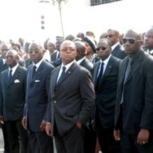 Gabon : Ndongou organise la protection des candidats