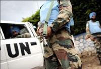 """Casque bleu accusé de viol en RDC: enquête """"classée"""" pour manque preuve"""