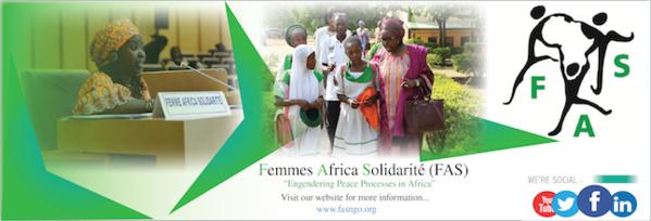 Elections Législatives: les Femmes de la Société civile se mobilisent pour la Paix !