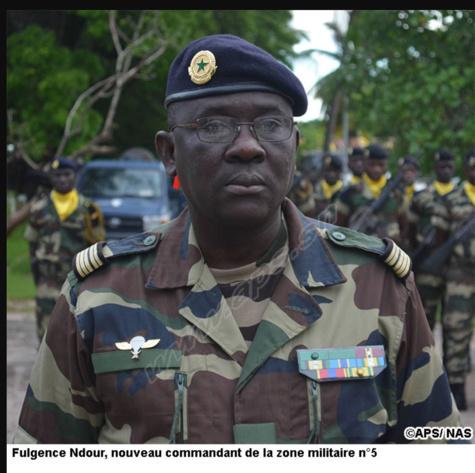 Ziguinchor : Le Colonel Fulgence Ndour a présenté ce mercredi, le nouveau système de recrutement des volontaires de l'Armée aux journalistes.