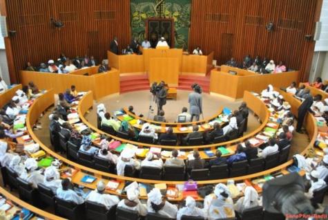 Assemblée nationale: Le projet de loi modifiant le Code électoral, adopté