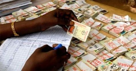 Plus de 5 millions de cartes d'électeur éditées (ministre)