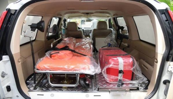 Ziguinchor : le gouverneur de région a procédé ce jeudi, à la remise de dix ambulances médicalisées à la région médicale