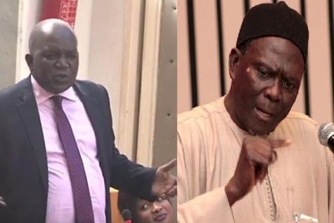 Assemblée nationale: Moustapha Diakhaté et Oumar Sarr s'invectivent…