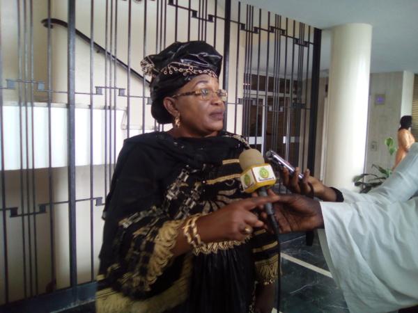 « La médiocrité de l'Assemblée nationale est du ressort de la majorité », a déclaré la députée libérale Aida Mbodj