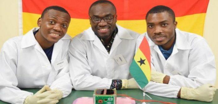 Le Ghana lance son premier satellite dans l'espace