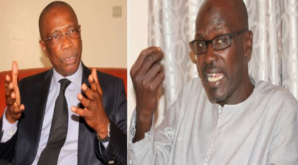 """Abdoul Aziz Diop rappelle à El Hadji Kassé, le rapport de la Cour des comptes sur sa gestion du journal """"Le Soleil"""", dénoncée en son temps par le journal « Libération »"""