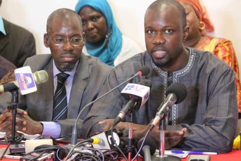 L'activiste Pape Diam claque la porte de la Coalition Ndawi Askan Wi et révèle ses différends avec Ousmane Sonko