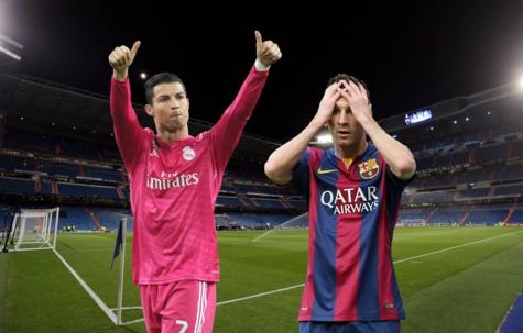 FC Barcelone, Real Madrid : Cristiano Ronaldo a mis un stop définitif à Messi ?