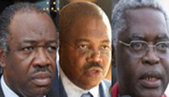 Présidentielle au Gabon: les 3 favoris clament victoire avant les résultats