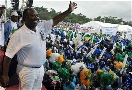 Présidentielle Gabonaise : Ali Bongo arrive en tete selon les premiers résultats
