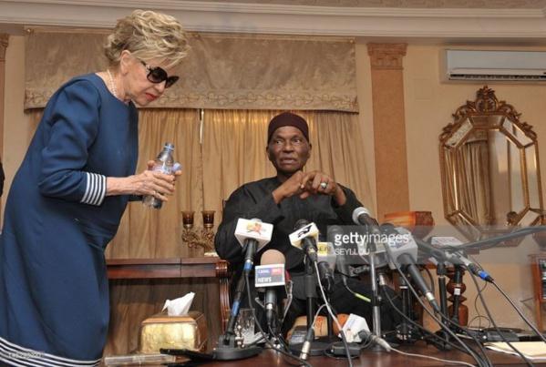 Viviane Wade évacuée d'urgence à l'hôpital Principal de Dakar