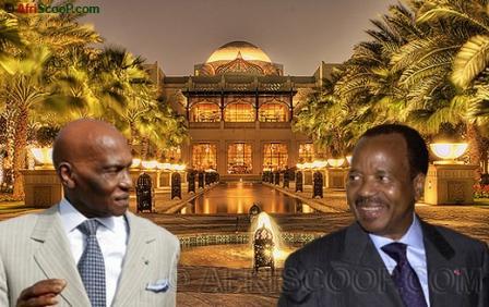 Ces présidents qui se paient les vacances 2009 à près du milliard FCFA