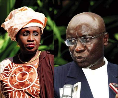 """Me Nafisatou Diop Cissé : """"Idrissa Seck a un problème avec le sérieux, sa vision s'arrête aux suites de l'hôtel Saint James"""""""