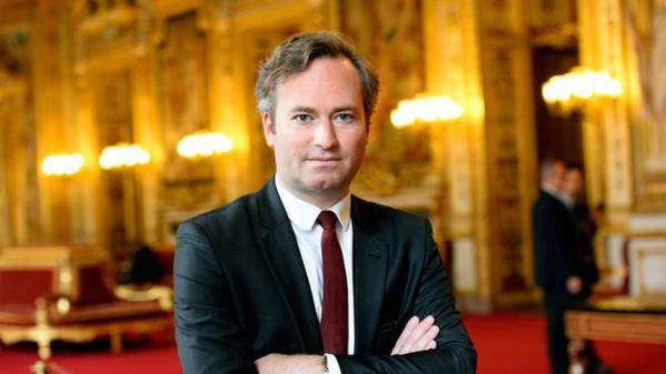 M. Jean-Baptiste Lemoyne, Secrétaire d'Etat auprès du Ministre de l'Europe et des Affaires étrangères, en visite au Sénégal