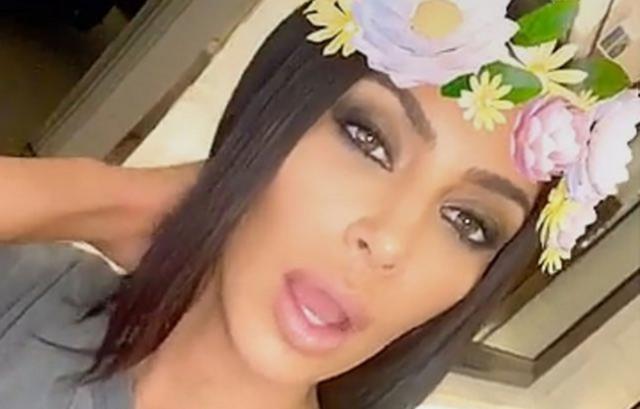 Accusée de se droguer, elle répond — Kim Kardashian