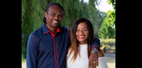 La légende du football nigérian, Nwankwo Kanu révèle comment sa femme a sauvé sa vie