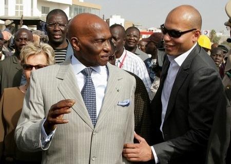 PROFESSION FILS DE PRESIDENT AFRICAIN. Tu seras héréditairement élu, mon fils.