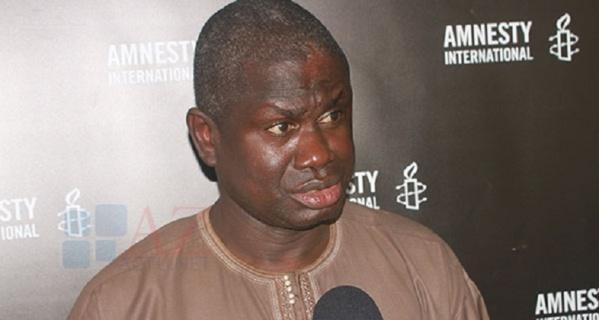 Amnesty appelle les acteurs politiques à s'abstenir de tout propos violent, injurieux ou calomnieux de nature à entraîner la violence