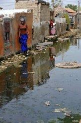 Sénégal: les pluies font des dégâts mais promettent de bonnes récoltes, assure Wade