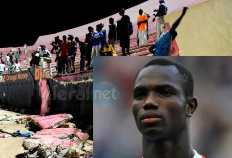 Drame au stade Demba Diop : Moussa Konaté compatit à la douleur