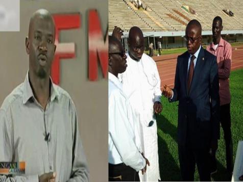 """Quand Tounkara alertait Mactar Bâ en 2014: """"la rénovation du stade Demba Diop a été bâclée"""""""