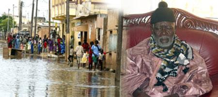 Assistance aux sinistrés de Dakar : Les dix millions de Serigne Bara créent le malaise à Touba