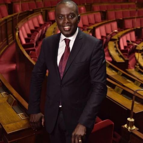 """Jean-François Mbaye, député LREM : """"je suis né à Dakar. Mon enfance était comme celle de tout enfant dakarois, de tout enfant de la Sicap.. Je suis arrivé en France en 1998"""""""