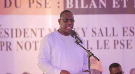 Macky Sall à un groupe de griots de Thiès : « Aidez-moi à gagner Thiès, vous ne le regretterez pas »