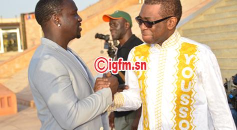 Akon va racheter 50% de la plateforme de téléchargement « Musik Bi »