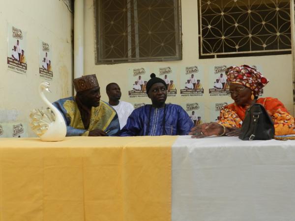 Législatives 2017 : Les femmes du Point E entrent en campagne derrière Papa Maël Diop