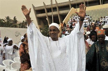 Guinée: une immense foule accueille à Conakry l'opposant guinéen Dalein Diallo