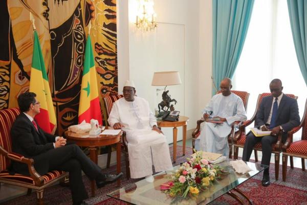 L'Espagne réaffirme son soutien à la politique économique du Président Macky Sall.