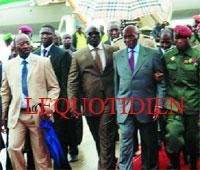 Préparation de l'élection présidentielle : Wade, «directeur» de campagne de Dadis