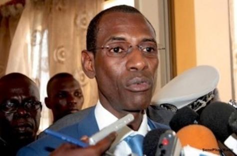 Marche nationale, mardi prochain: Abdoulaye Daouda Diallo avertit Me Wade
