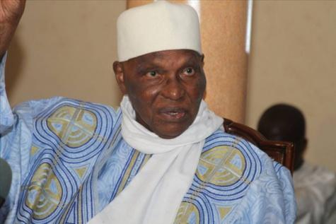 Me Abdoulaye Wade reçu par l'Archevêque de Dakar