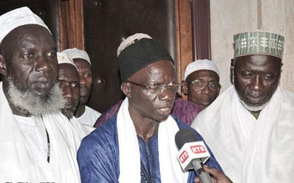 Appel des Imams et Prédicateurs du sénégal pour un processus élctoral apaisé