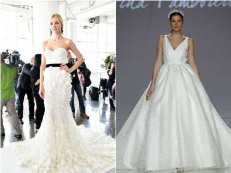 8 conseils simples pour bien choisir sa robe de mariée selon sa morphologie