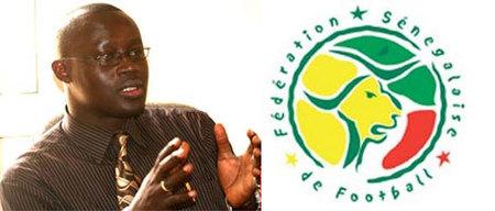 FEDERATION SENEGALAISE DE FOOTBALL  Diagna Ndiaye passe le témoin à Me Senghor