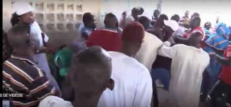 Distribution de cartes à Touba : Rixe entre libéraux et apèristes