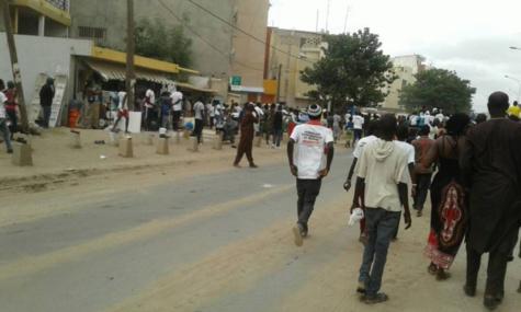 Violente bagarre entre militants de MTS et BBY à Guédiawaye: du sang, des dégâts et une plainte contre Malick Gakou