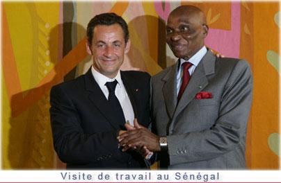 Wade à Sarkozy dans une lettre confidentielle : Il ne faut pas que 'Moussa Dadis Camara se présente aux élections présidentielles'