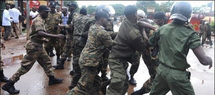 Guinée: répression sanglante, des dizaines de manifestants tués