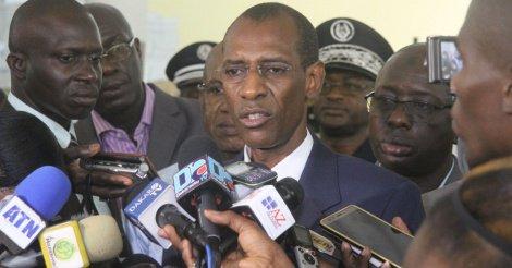 """Abdoulaye Daouda Diallo avertit Barth et Cie : """"Force restera à la loi…"""""""