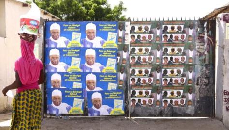 Sénégal: des élections législatives sous tension