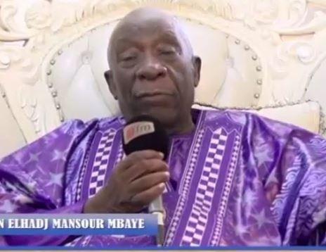Vidéo – Déclaration de Hadj Mansour Mbaye !