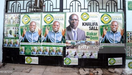 Montpellier: Manko Taxawu Sénégal (85) devant Benno Bokk Yaakaar (49) et Coalition gagnante Wattu Sénégal (36)