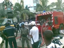 Bureaux de Karim en feu: Wade paniqué au chevet de son fils