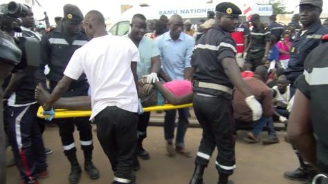 Urgent-Grave accident à Kaolack : des étudiants revenant de Sédhiou tués